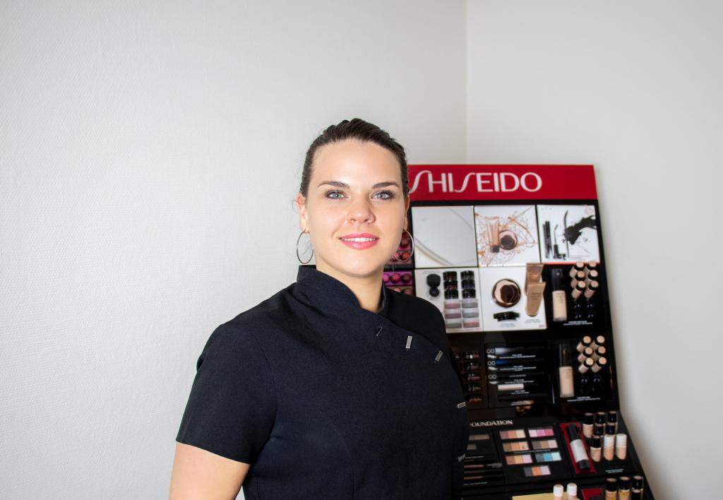 shiseido schoonheidssalon den haag